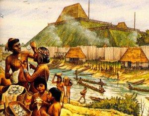 Вселенная в рисунках древних индейцев